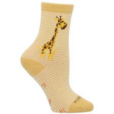 Calcetín I20G C Giraffe Niña