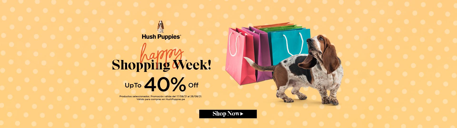 Happy Shopping Week!